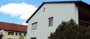 Bild einer Hausfassade